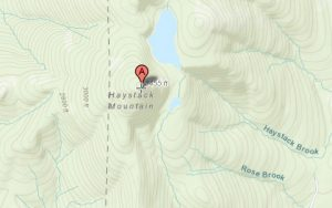 Haystack Mtn Wilmington