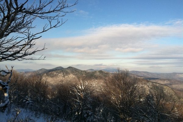 Goshen Mountain Summit 12-11-11