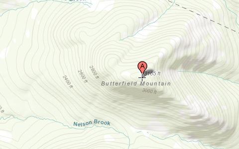 Butterfield Mtn