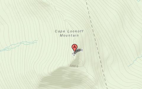 Cape Lookoff Mtn