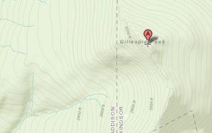 Gillespie Peak