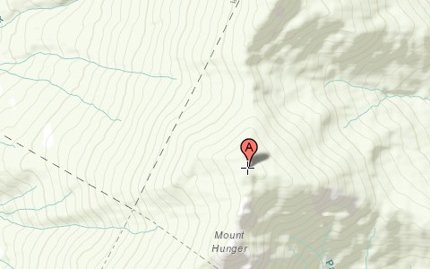 Hunger Mtn North Peak