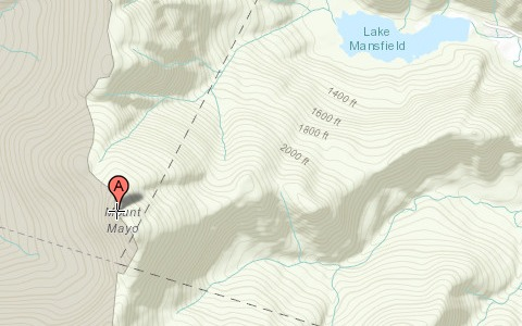 Mt Mayo