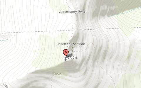 Shrewsbury Peak