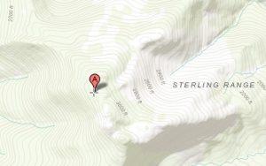 Sterling Range North
