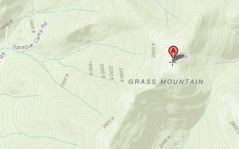 Grass Mtn