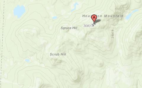 Houghton Mtn