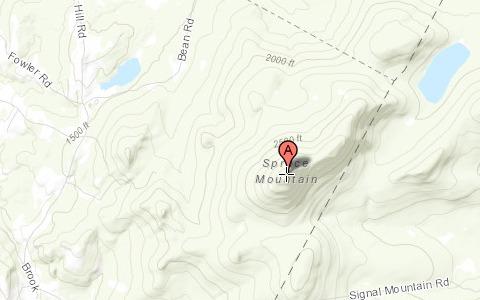 Spruce Mtn